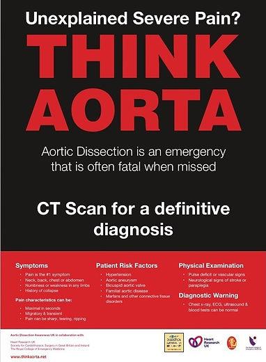 Think Aorta Poster