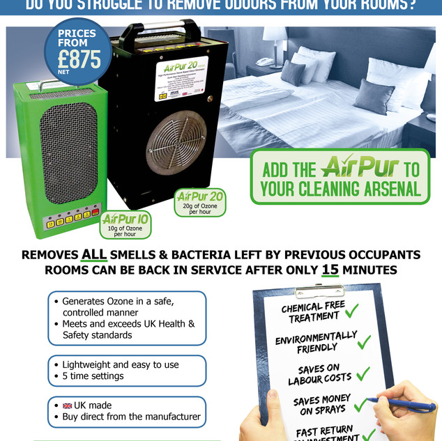 Aircare Technology - Promotional Flyer