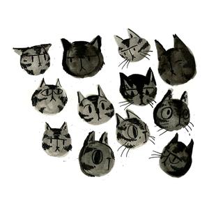Inktober 2016 - Faces