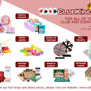 ClubKing - Promotional Flyer