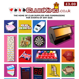 ClubKing - Catalogue Cover