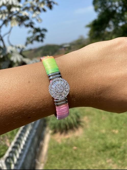 Pulseira Color Pizza