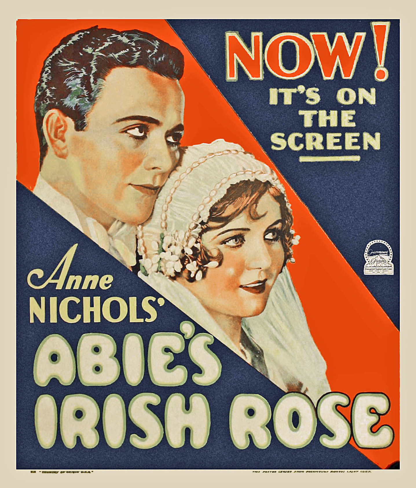 Abie's Irish Rose (1928)