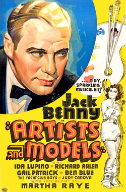 Artists and Models (1937)