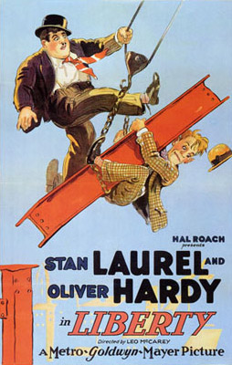 Poster - Liberty (1929)