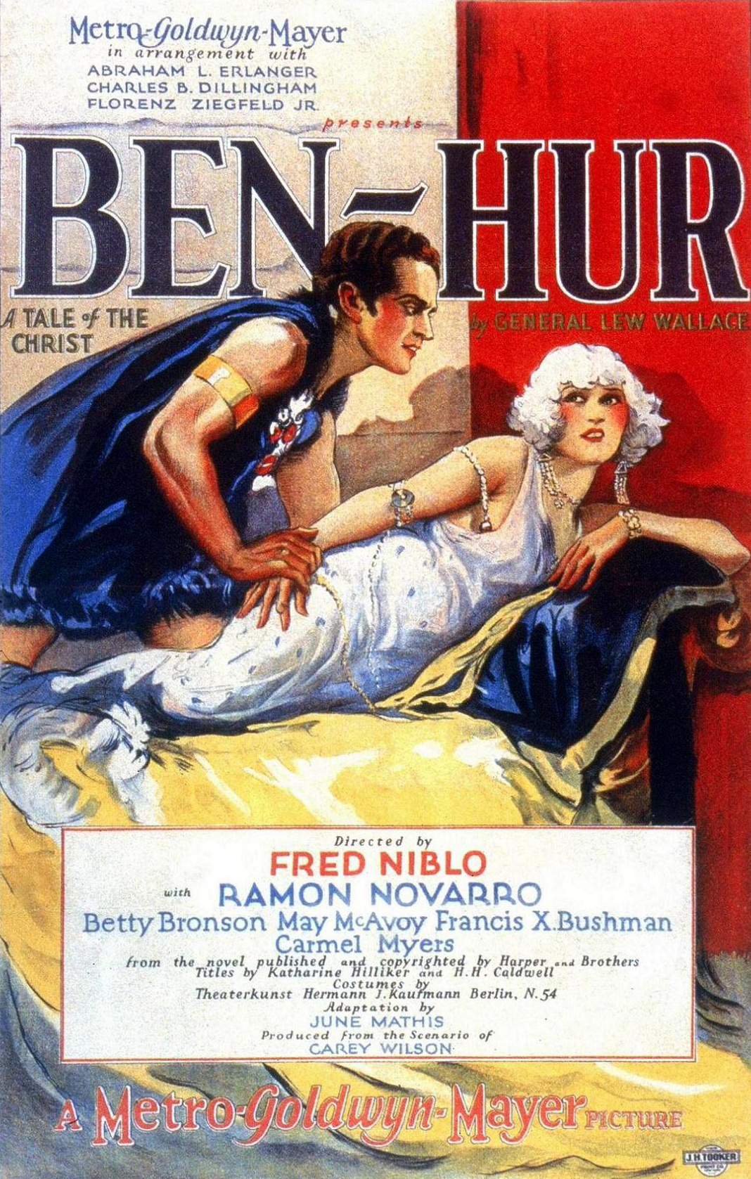 Ben Hur, A Tale of the Christ