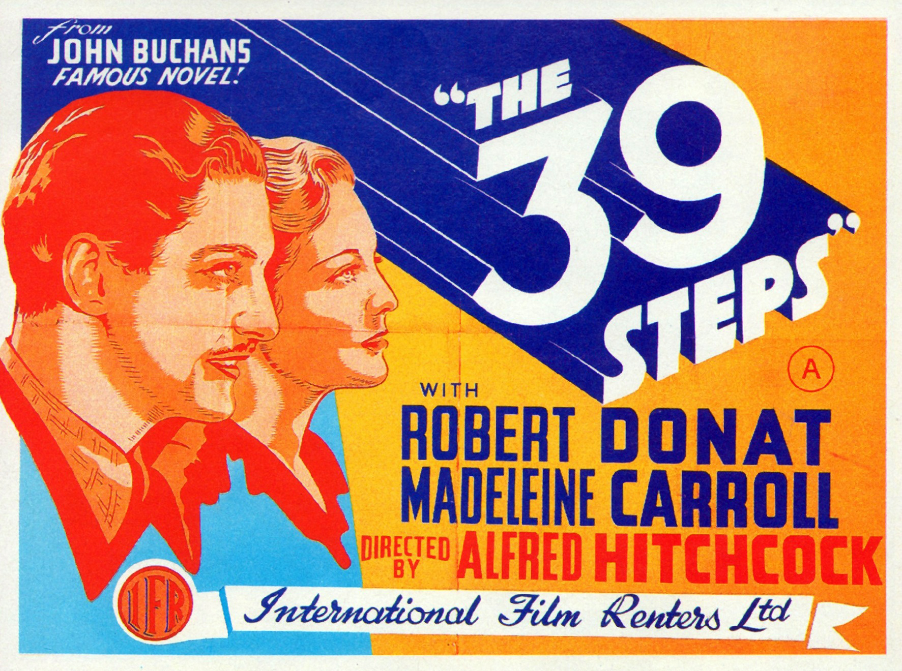 39 Steps, The