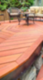 Michiana Deck Builders Wood Decking