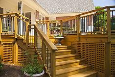 Michiana Deck Builders Pressure-Treated Pine