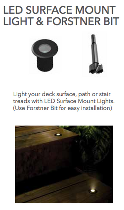 Fortress Surface Mount Light