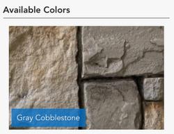 Gray Cobblestone
