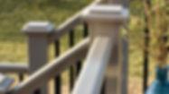 Michiana Deck Builders Composite Railing