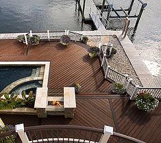 Michiana Deck Builders Trex Composite Decking
