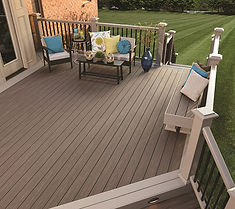 Michiana Deck Builders Azek PVC Decking