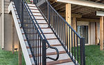Michiana Deck Builders Trex Graspable Handrail