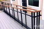 Michiana Deck Builders Atlantis Graspable Handrail