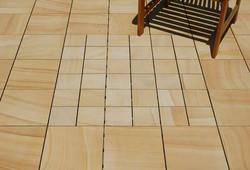 Sandstone Deck