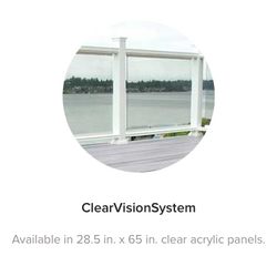 Fiberon Horizon ClearVisonSystem