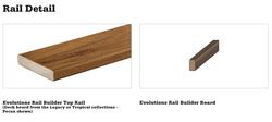 Evolutions Builder Rail Detail