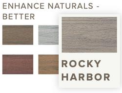 Trex Enhance Rocky Harbor