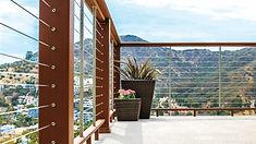 Michiana Deck Builders Evolutions Contemporary Railing