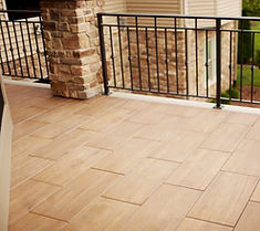 Michiana Deck Builders Tile