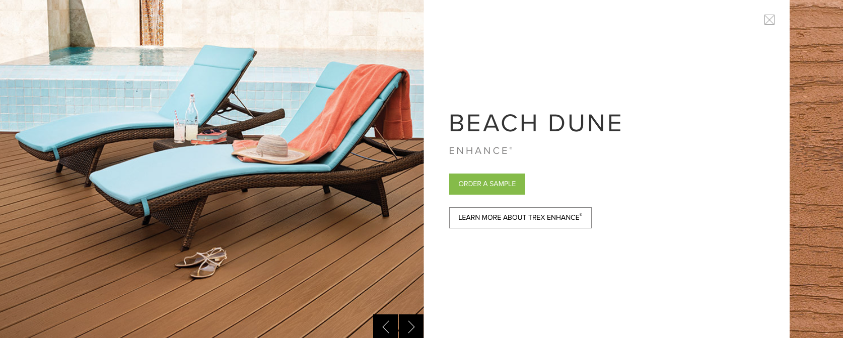 Trex Enhance Beach Dune