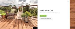 Trex Transcend (Premium Tropicals) Tiki Torch
