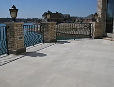 Michiana Deck Builders Concrete