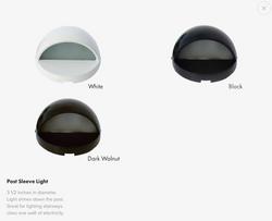 Fiberon Post Sleeve Light