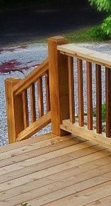 Michiana Deck Builders Wood Decking