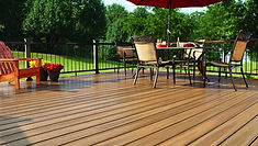 Michiana Deck Builders Fiberon PVC Decking