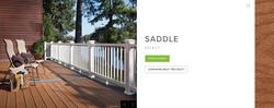 Trex Select Saddle