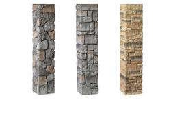 Deckorators Stone Post Covers 3
