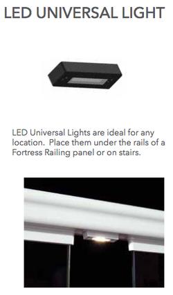 Fortress Universal Light