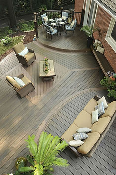 Michiana Deck Builders PVC Decking