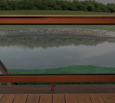 Michiana Deck Builders Evolutions Builder Railing