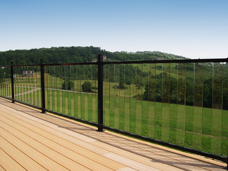 Fortress Glass Balusters