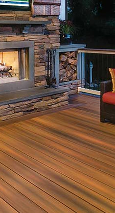 Michiana Deck Builders Composite Decking