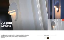 TimberTech Azek Accent Light