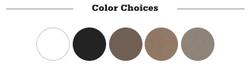 Premier Color Choices