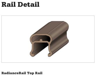 Radiance Rail