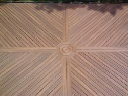 Diagonal Decking