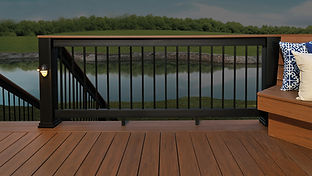 Michiana Deck Builders Composite Railing
