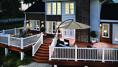Michiana Deck Builders Fiberon Symmetry Railing