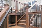 Michiana Deck Builders Fortress Graspable Handrail