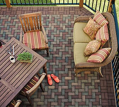 Michiana Deck Builders Paver