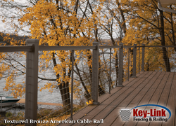 Key-Link American Cable Rail