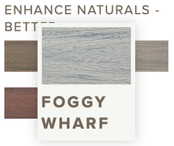Trex Enhance Foggy Wharf