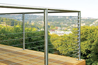Michiana Deck Builders Metal Cable Railing